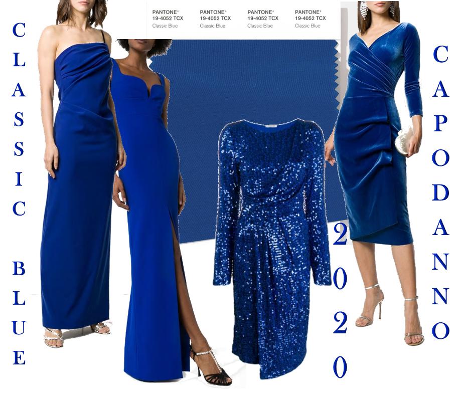 CLASSIC BLUE eletto da Pantone colore dell'anno 2020!!….