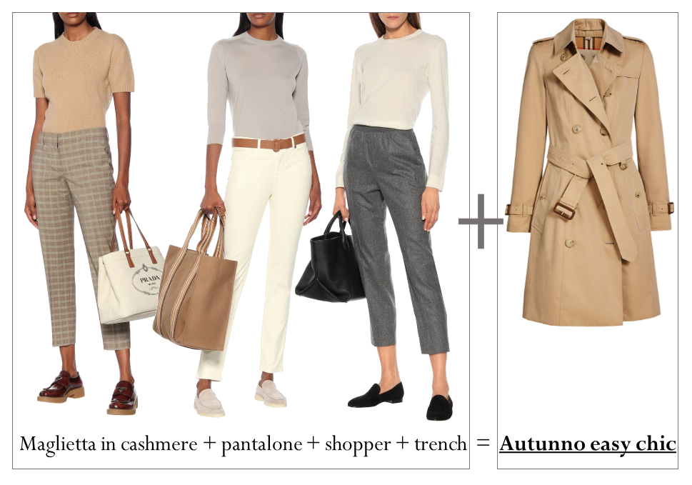 Cashmere easy chic!